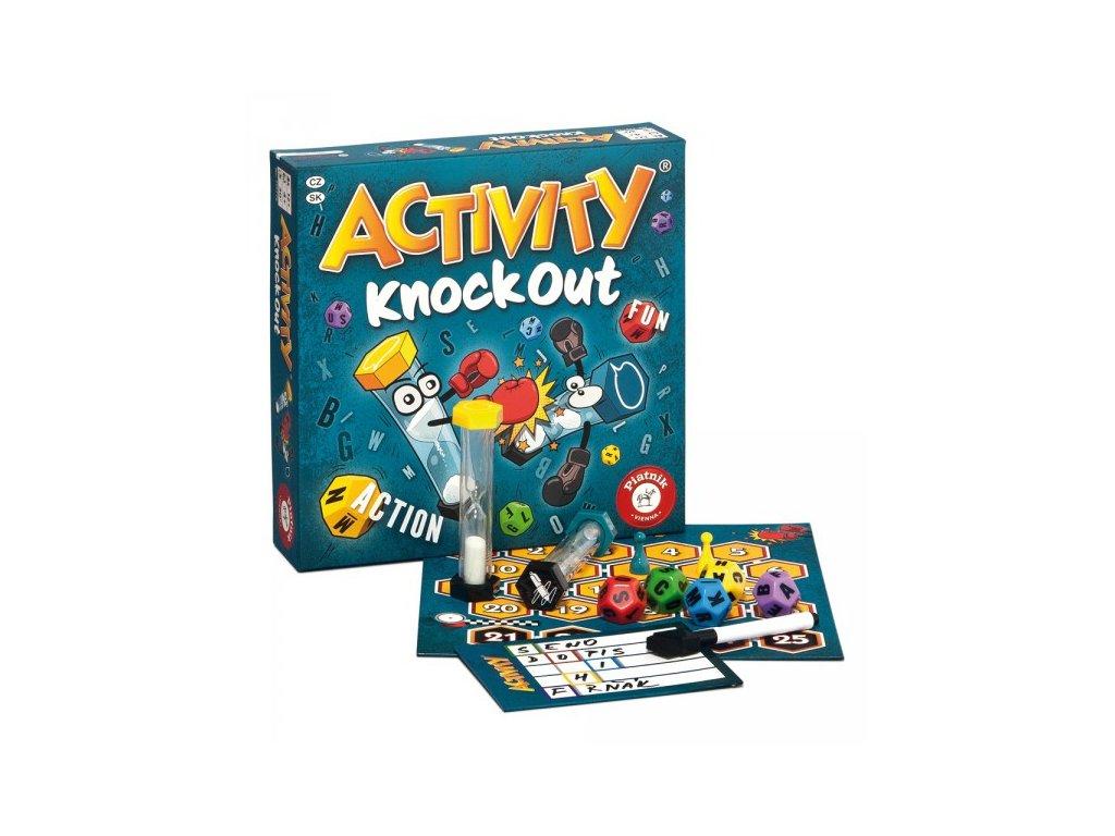 Piatnik : Activity Knock Out (CZ,SK)