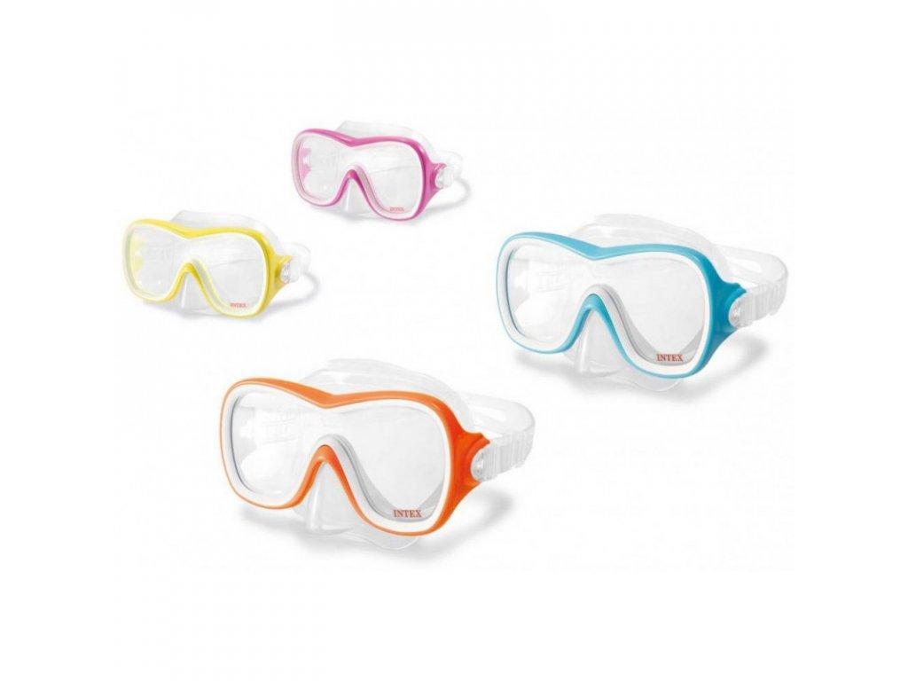 INTEX Potápěčské brýle  Wave Ride