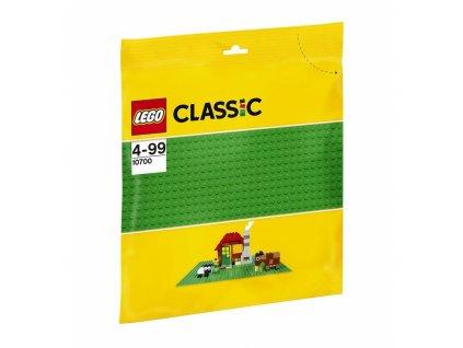 LEGO 10700 Zelená podložka na stavění