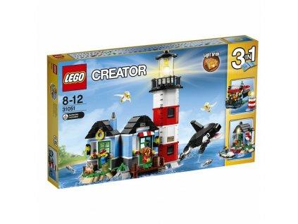 LEGO 31051 Creator Maják