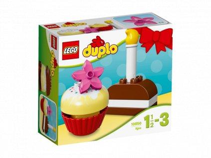 LEGO 10850 DUPLO Můj první dort