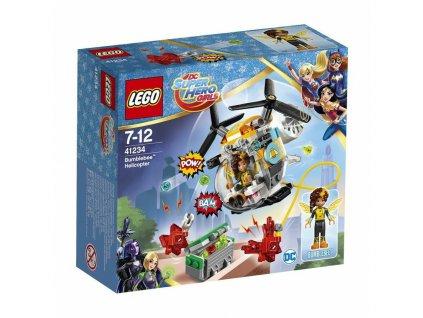 LEGO 41234 Super Heroes Bumblebee™ a helikoptéra