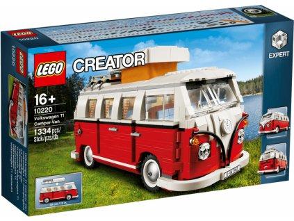 LEGO 10220 Creator Expert 10220 Volkswagen T1 Camper Van