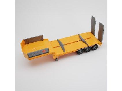 Náhradní díl pro Bruder BR 2776 - podvalník žlutý pro tahače MAN