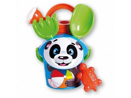 Androni sada na písek panda