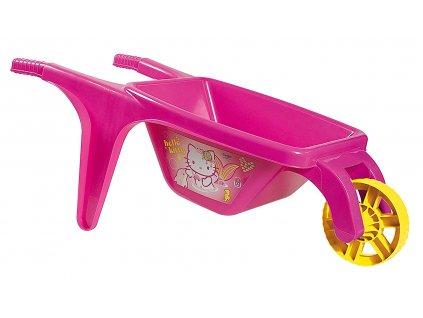 Androni-kolečko plast Hello Kitty