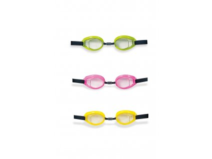 Intex brýle plavecké Splash