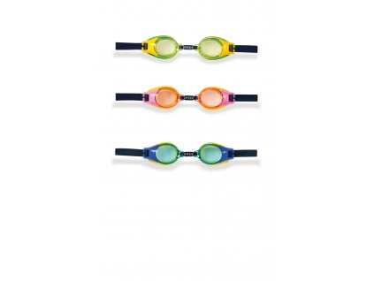 Intex brýle plavecké juniorské
