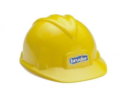 BRUDER 10200 Stavbařská helma