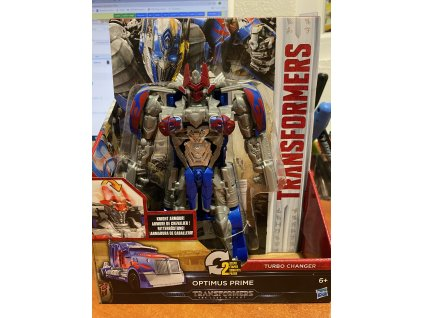 Transformers MV5 Turbo 3x transformace