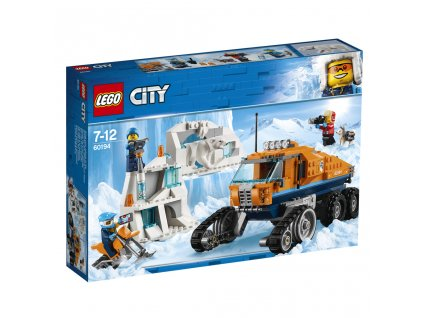LEGO 60194 City průzkumné polární