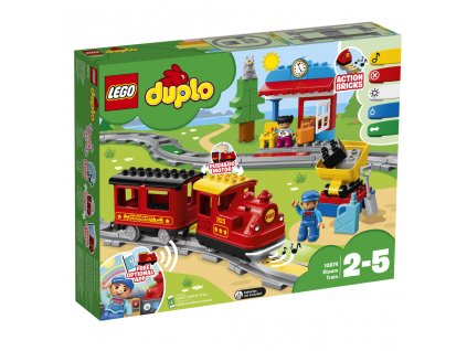 LEGO 10874 Duplo Parní vláček