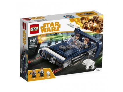 Lego 75209 Star Wars Han Solův pozemní speeder