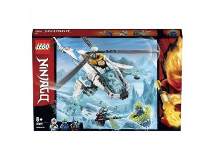 LEGO 70673 Ninjago Nindžakoptéra