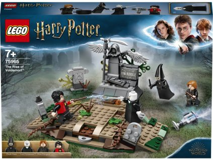LEGO 75965 Harry Potter TM Voldemortův návrat™