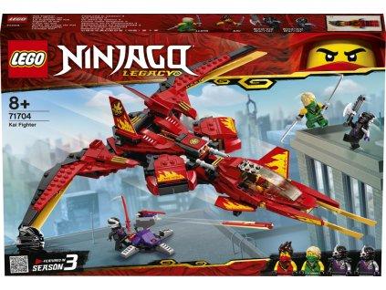 LEGO 71704 Ninjago Kaiova stíhačka