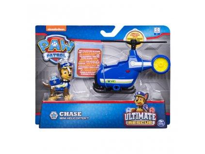Tlapková patrola vozidlo s figurkou