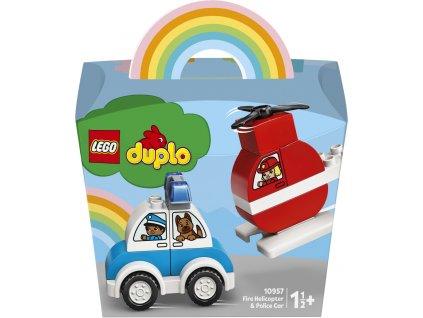 LEGO 10957 Duplo Hasičský vrtulník