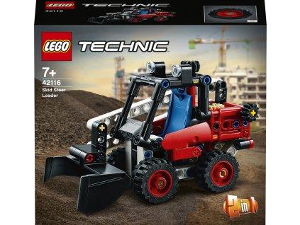 LEGO 42116 Technic Smykový nakladač