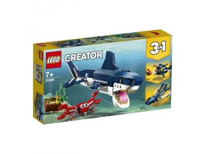LEGO 31088 Creator Tvorové z hlubin moří