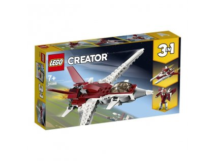 LEGO 31086 Creator Futuristický letoun