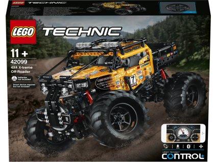 LEGO 42099 Technic extremní terenák 4x4