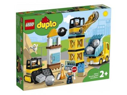 LEGO® DUPLO 10932 Demolice na staveništi