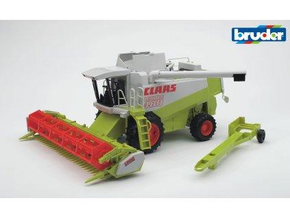 BRUDER 2120 Zelený KOMBAJN CLAAS LEXION 480