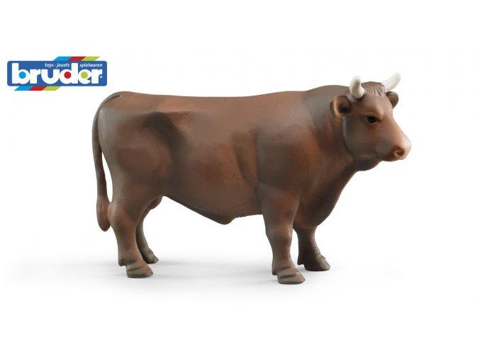 Figurka - býk hnědý značky Bruder - BR 02309