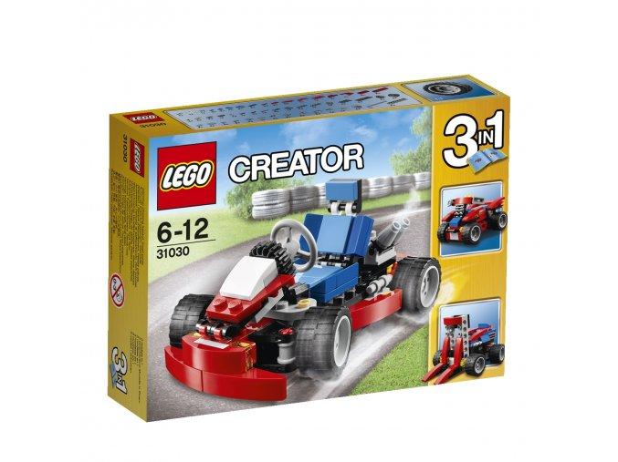 LEGO Creator 31030 Červená motorka