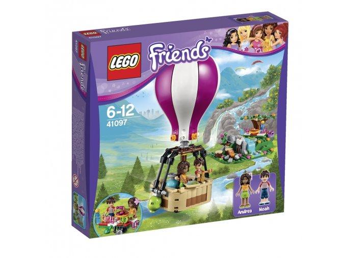 LEGO Friends 41097 Horkovzdušný balon