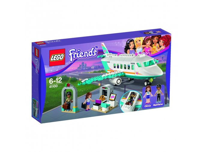 LEGO Friends 41100 Soukromý tryskáč
