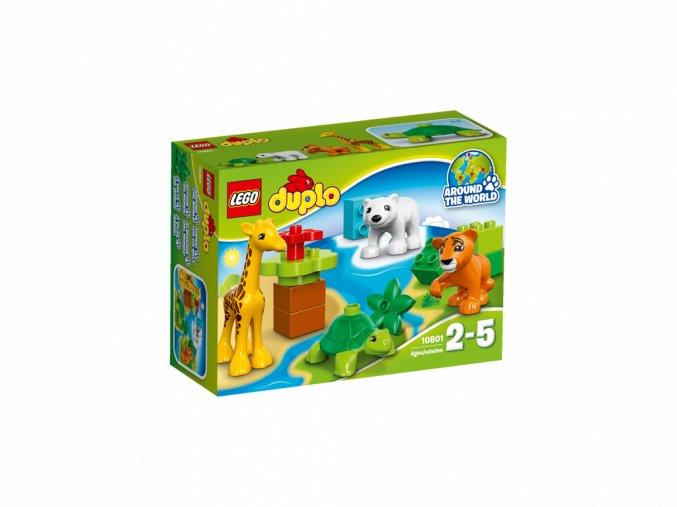 LEGO® 10801 DUPLO® Mláďátka