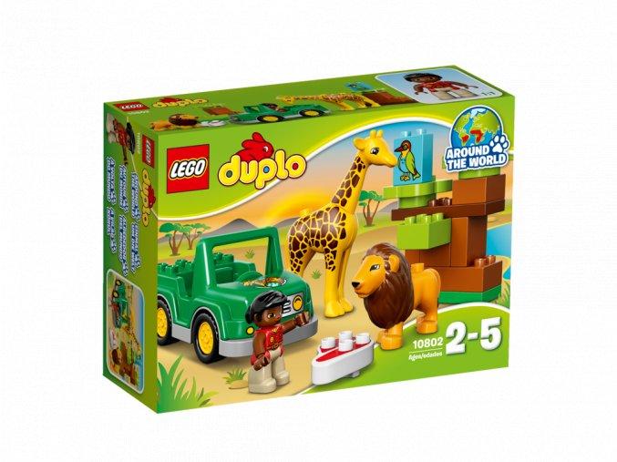 LEGO® 10802 DUPLO® Savana