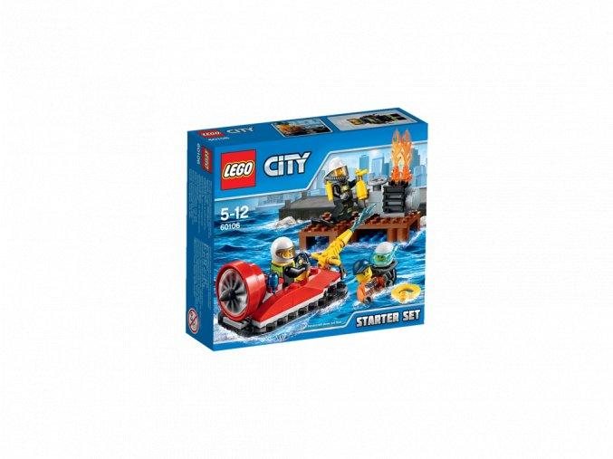 LEGO 60106 City Hasiči-startovací sada