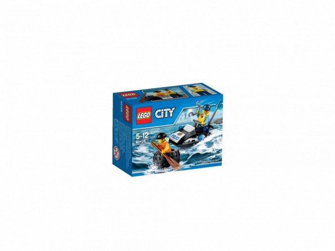 LEGO 60126 City Únik v pneumatice