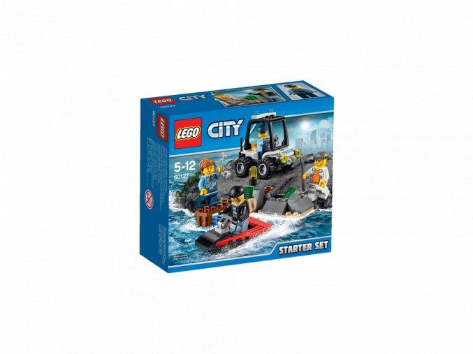 LEGO 60127 City Vězení na ostrově-Start.sada
