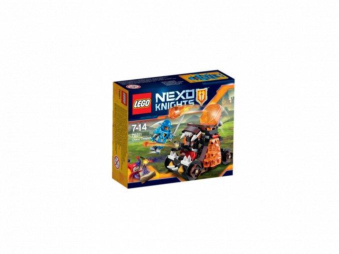 LEGO 70311 Nexo Knights Katapult Chaosu