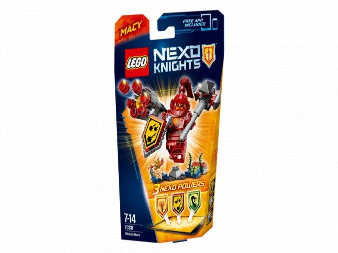 LEGO 70331 Nexo Knights Úžasná Macy