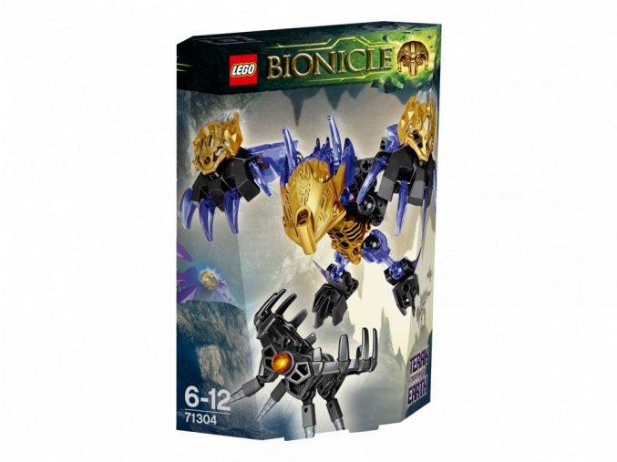 LEGO 71304 BIONICLE Terak-Stvoření ze země