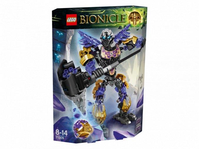 LEGO 71309 BIONICLE Onua-Sjednotitel země