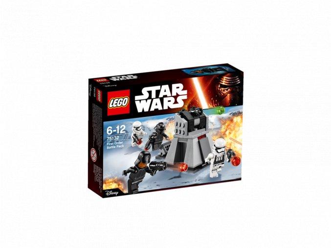 LEGO 75132 Star Wars Bitevní balíček Prvního řádu