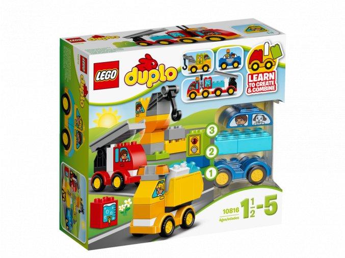 LEGO 10816 DUPLO Moje první autíčka
