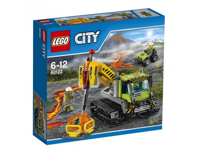 LEGO 60122 City Sopečná rolba