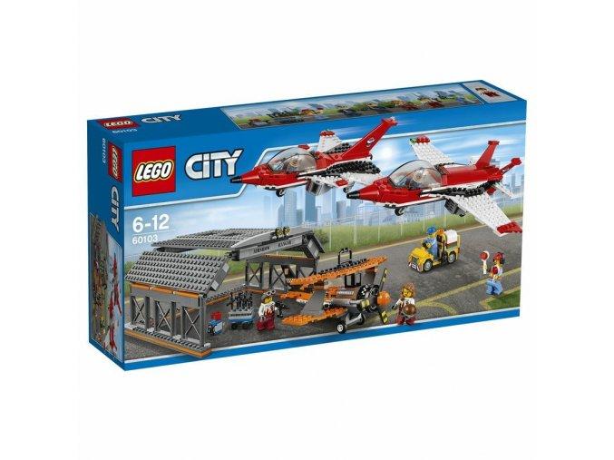 LEGO 60103 City Letiště - letecká show