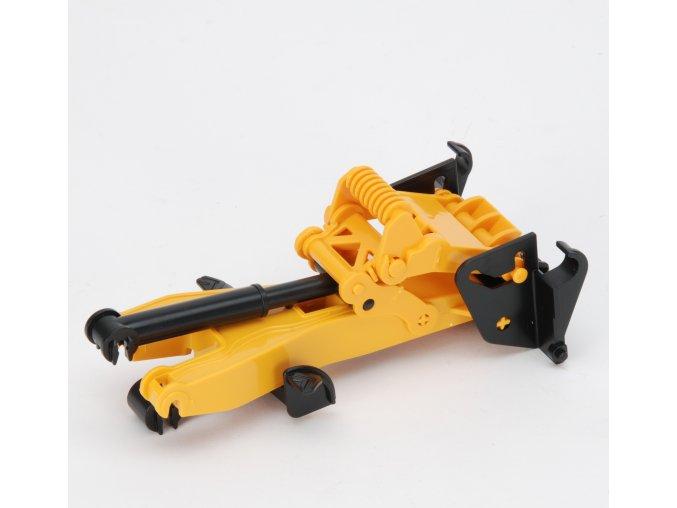 Náhradní díl pro Bruder BR 02441 - kompletní rameno pro nakladač
