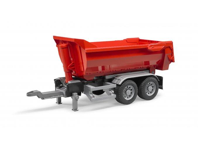 Přívěs sklápěc  pro nákladní auta