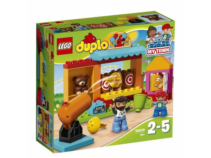 LEGO 10839 Duplo Střelnice