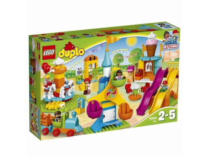 LEGO 10840 Duplo Velká pouť