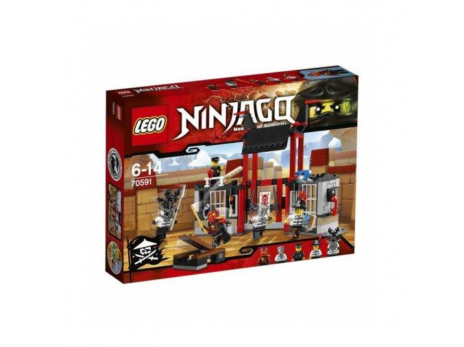 LEGO 70591 NinjaGo Útěk z vězení